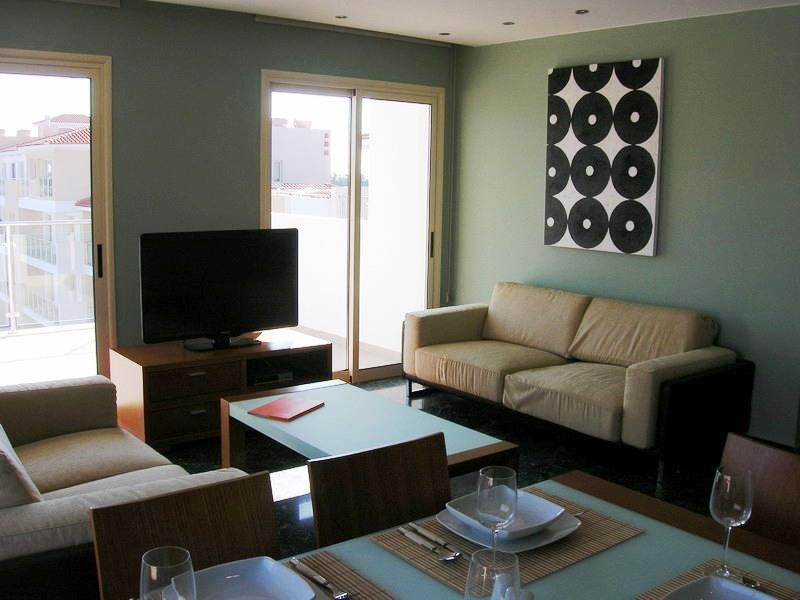 Apartm�n v centru Pafosu (Kato Pafos)