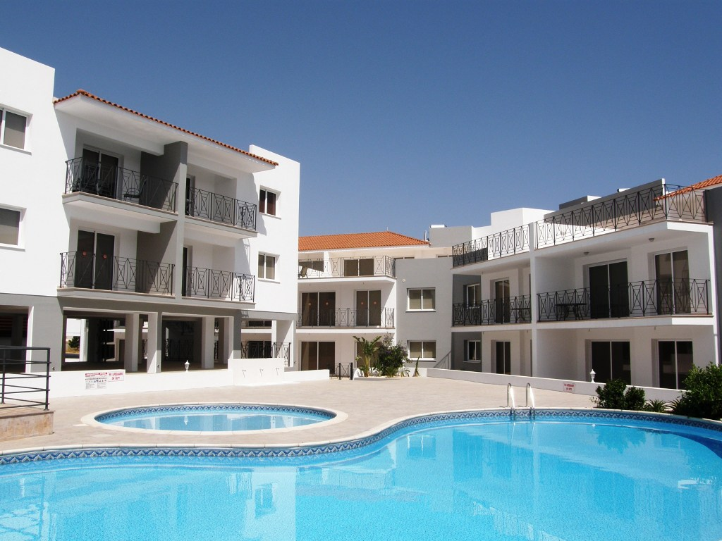 Luxusn� apartm�n Kapparis, Kypr