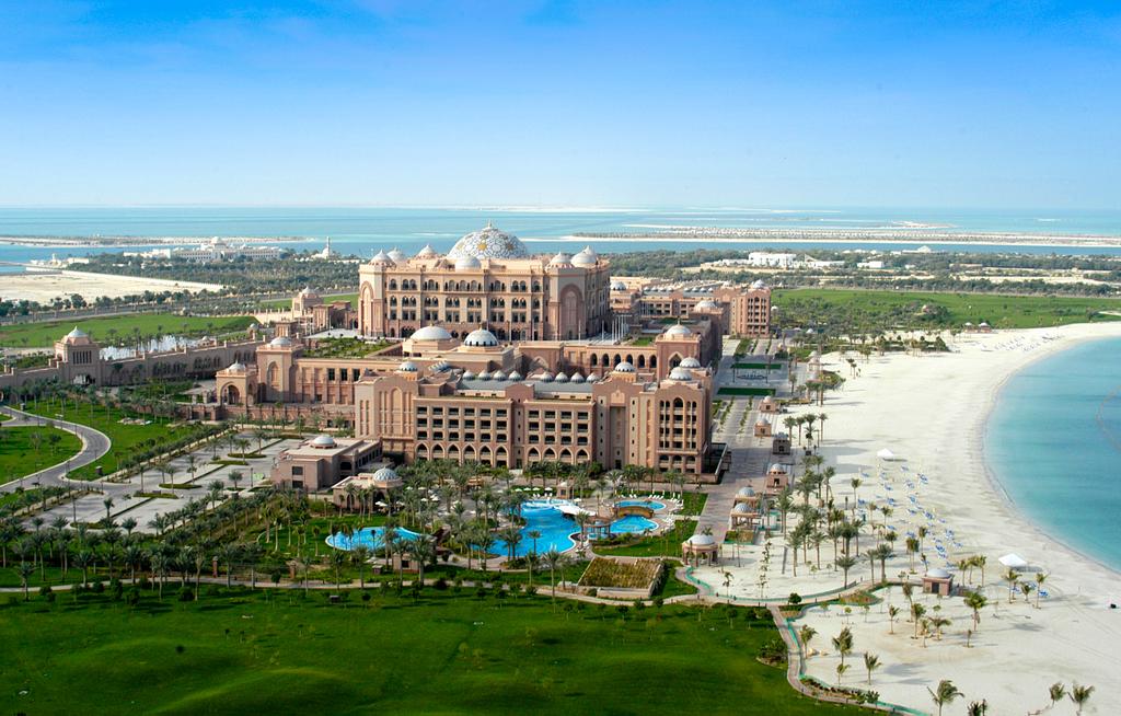 Foto - Abu Dhabi - Emirates Palace *****