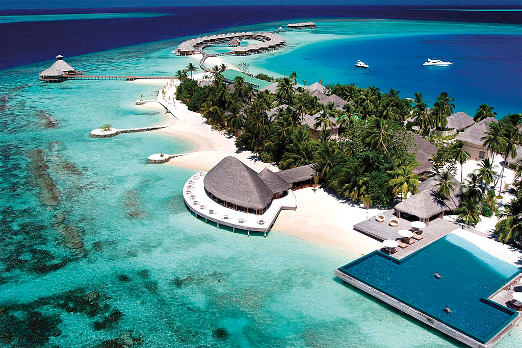 Foto - North Male Atoll - Huvafen Fushi *****