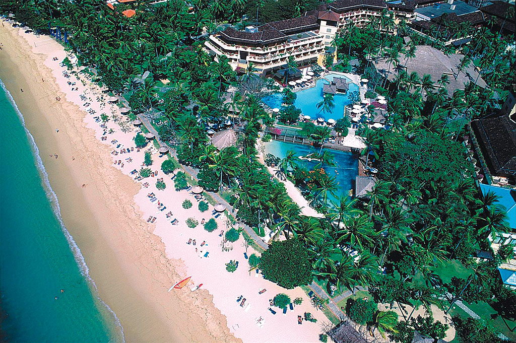 Foto - Nusa Dua - Nusa Dua Beach Hotel & Spa *****