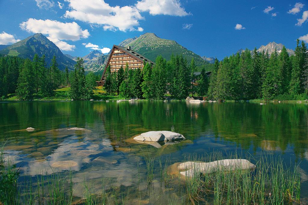 Foto - Štrbské Pleso - Wellness Hotel Patria ****